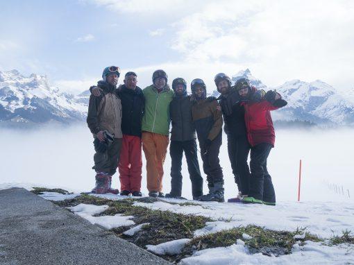 Crazy Snow Camp