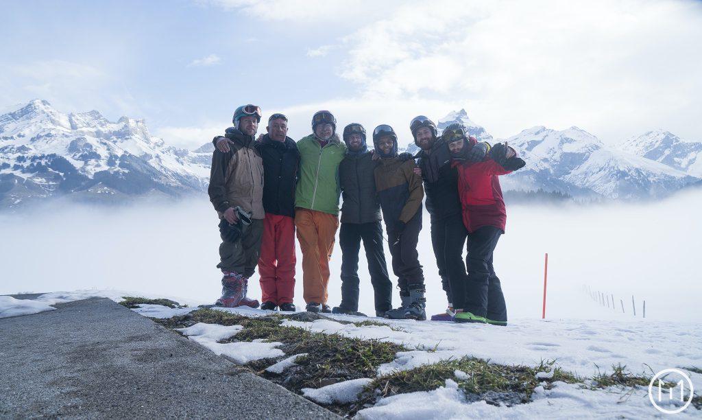 Crazy Snow Camp II